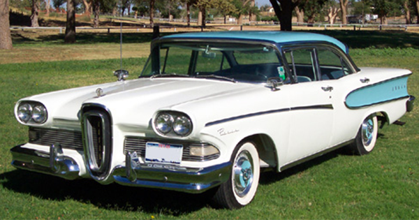Ford 1958 Edsel Pacer