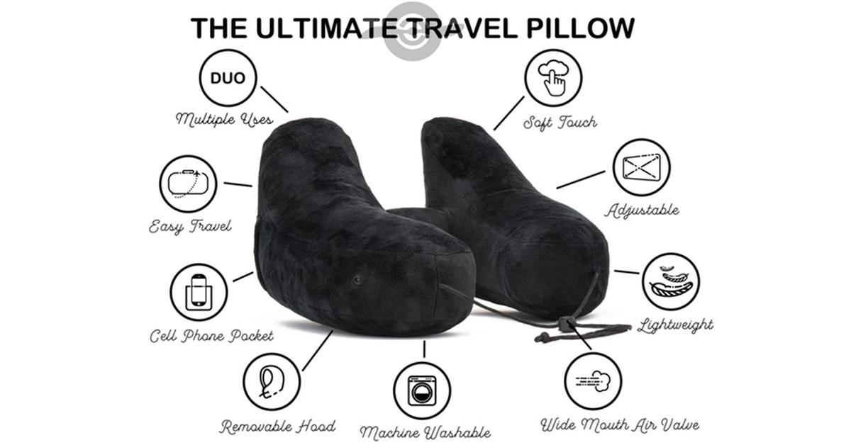 Kickstarter Best Travel Pillow